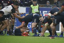 France's Guilhem Guirado during a rugby friendly Test match, France vs New-Zealand in Stade de France, St-Denis, France, on November 11th, 2017. France New-Zealand won 38-18. Photo by Henri Szwarc/ABACAPRESS.COM