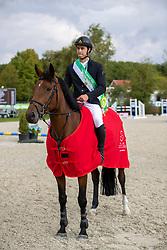Aernauts Dieter, BEL, Pyranka van 't Achterhof<br /> Nationaal Kampioenschap LRV<br /> Lummen 2020<br />  26/09/2020