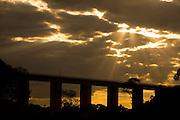 Jeceaba_MG, Brasil...Ferrovia do Aco em Jeceaba...The Aco railway in Jeceaba...Foto: LEO DRUMOND / NITRO
