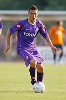 Fotball<br /> Italia<br /> Foto: Inside/Digitalsport<br /> NORWAY ONLY<br /> <br /> Adrian Mutu Fiorentina<br /> <br /> 26.07.2008<br /> Fiorentina v Figline Friendly Match
