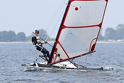 , Kiel - Kieler Woche 20. - 28.06.2015, Musto Skiff - GER 412 - Berthier, Christian