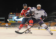 2017-02-26 Robert Morris Men's Hockey vs. Niagara (Heinz Field)
