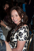 ANITA ZABLUDOWICZ, The Foreign Sisters lunch sponsored by Avakian in aid of Cancer Research UK. The Dorchester. 15 May 2012