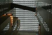 Japan, Tokyo, Shinjuku. Nomura Building