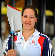 Caversham, Great Britain, Jess EDDIE GB Rowing media day at the Redgrave Pinsent Rowing Lake. GB Rowing Training centre. Wednesday  27/02/2013    [Mandatory Credit. Peter Spurrier/Intersport Images]