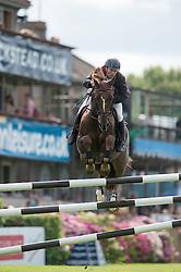 Whitaker Robert (GBR) - Jahil R<br /> Speed Class<br /> International Horse Show - Hickstead 2014<br /> © Hippo Foto - Jon Stroud