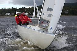 Marine Blast Regatta 2013 - Holy Loch SC<br /> 1009, Mayhem, Steven Cowie, OD, Etchells <br /> <br /> Credit: Marc Turner / PFM Pictures