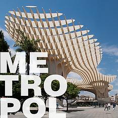Metropol Parasol - Sevilla - Jürgen Mayer