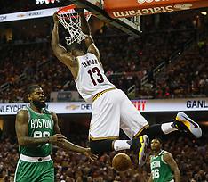 Boston Celtics vs. Cleveland Cavaliers 21 May 2017