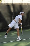 2008 FAU Men's Tennis @ Miami