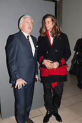 EDMONDO DI ROBILAT; SEAN SOUZA, Valentino: Master of Couture - private view. Somerset House, London. 28 November 2012