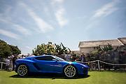 August 14-16, 2012 - Pebble Beach / Monterey Car Week. Lamborghini Asterion