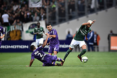 Toulouse vs St Etienne - 29 October 2017