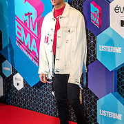 NLD/Rotterdam/20161106 - MTV EMA's 2016, Jaden Smith