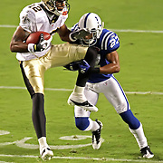 NFL Super Bowl 44 between the New Orleans Saints and the Indianapolis Colts on Feb. 7, 2010 at SunLife Stadium in Miami Gardens, Florida. The Saints won the game 31-17. .Photo: Alex Menendez