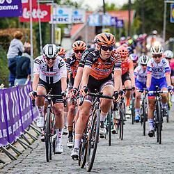 18-10-2020: Wielrennen: Ronde van Vlaanderen: Belgie<br /> Amy Pieters
