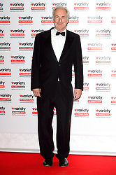 © Licensed to London News Pictures. 18/10/2016. PAUL GAMBACCINI attends the Variety Showbiz Awards at the Hilton Park Lane Hotel. London, UK. Photo credit: Ray Tang/LNP