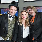 NLD/Utrecht/20190414 - Premiere Circus Noël, Rein Hofman, Rosa Reuten en Tygp Gernandt