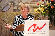 President Heidi Hartmann Institute for Women's Policy Research Reception