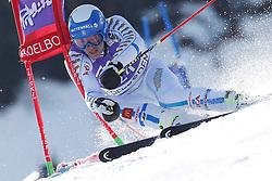 10.01.2015, Adelboden, SUI, FIS Weltcup Ski Alpin, Adelboden, Riesentorlauf, Herren, 1. Durchgang, im Bild Andre Myhrer (SWE) // during first run of Men Giant Slalom of FIS Ski Alpine World Cup at Adelboden, Switzerland on 2015/01/10. EXPA Pictures © 2015, PhotoCredit: EXPA/ Freshfocus/ Christian Pfander<br /> <br /> *****ATTENTION - for AUT, SLO, CRO, SRB, BIH, MAZ only*****