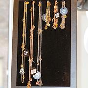 NLD/Amsterdam/20120424 - Lancering juwelenlijn Wishes by Rossana Kluivert-Lima, de juwelenlijn