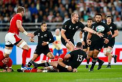 Joe Moody of New Zealand (All Blacks) during the Bronze Final match between New Zealand and Wales Mandatory by-line: Steve Haag Sports/JMPUK - 01/11/2019 - RUGBY - Tokyo Stadium - Tokyo, Japan - New Zealand v Wales - Bronze Final - Rugby World Cup Japan 2019