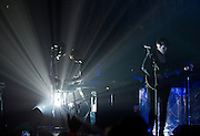 The XX performs live at the Granada Theater on Wednesday, February 13, 2013 in Dallas, Texas. (Cooper Neill/The Dallas Morning News)