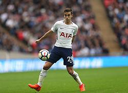 14 October 2017 Wembley: Premier League Football - Tottenham Hotspur v AFC Bournemouth: Harry Winks of Tottenham.<br /> Photo: Mark Leech