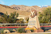 The City of Rancho Mirage Signage