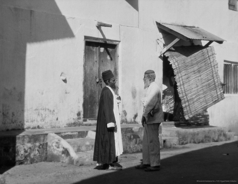 White Jews, Cochin, India, 1929