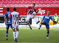 FotballFørstedivisjonTromsø IL vs Ranheim04.05.2014Magnus Andersen, TromsøJonas Johansen, TromsøVegard Voll, RanheimFoto: Tom Benjaminsen / Digitalsport