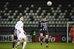 during football match between NŠ Mura and Olimpija in 12th Round of Prva liga Telekom Slovenije 2020/21, on November 21, 2020 in Fazanerija, Murska Sobota, Slovenia. Photo by Blaž Weindorfer / Sportida