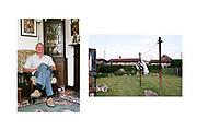 Graham Burton - Tarran prefab - North Wingfield - UK - 2005
