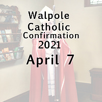 Blessed Sacrament Confirmation 04-07-21