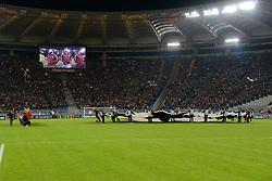 October 31, 2017 - Rome, Italy - the Champions League football match A.S. Roma vs Chelsea Football Club at the Olympic Stadium in Rome, on october 31, 2017. (Credit Image: © Silvia Lore/NurPhoto via ZUMA Press)