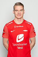 Norway Eliteserien Portraits 2021