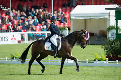 Speirs Camilla, (IRL), Portersize Just a Jiff<br /> Dressage <br /> Mitsubishi Motors Badminton Horse Trials - Badminton 2015<br /> © Hippo Foto - Jon Stroud<br /> 07/05/15