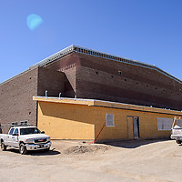 031214       Cable Hoover<br /> <br /> A new arena and student wellness center at Navajo Technical University in Crownpoint is scheduled to open in June.