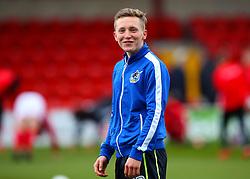 Luke Russe of Bristol Rovers - Mandatory by-line: Robbie Stephenson/JMP - 02/04/2018 - FOOTBALL - Highbury Stadium - Fleetwood, England - Fleetwood Town v Bristol Rovers - Sky Bet League One
