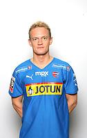 Fotball , Tippeligaen 2009 , portrett , portretter , Sandefjord<br /> Martin Jensen