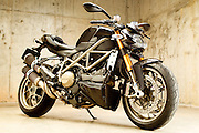 The Ducati Streetfighter in studio. Image by Greg Beadle Commercial photography commissioned to Beadle Photo by international brands