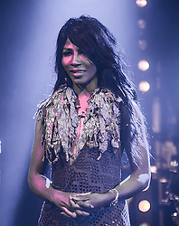 (EXCLUSIVE PICTURES) Sinitta at LGBT+ talent Awards at the Charing Cross Theatre in London, UK. 15/05/2016<br /> BYLINE MUST READ : GOTCHAIMAGES.COM<br /> <br /> Copyright by © Gotcha Images Ltd. All rights reserved.<br /> Usage of this image is conditional upon the acceptance <br /> of Gotcha Images Ltd, terms and conditions available at<br /> www.gotchaimages.com
