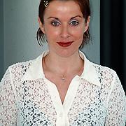 Persconferentie musical Titanic, Annick Boer