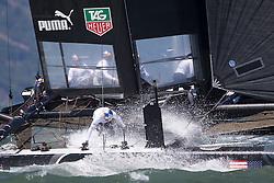 Super Sunday, fleet race. August 25th, 2012, AC45 World Series San Francisco.