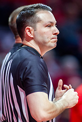 NORMAL, IL - November 10:  Tommy Short during a college basketball game between the ISU Redbirds and the Little Rock Trojans on November 10 2019 at Redbird Arena in Normal, IL. (Photo by Alan Look)