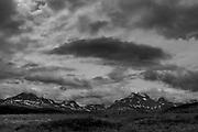 Glacier National Park landscape images, Montana