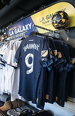 Game shirt of Zlatan Ibrahimovic #9 - 23 March 2018