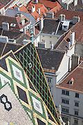 St. Stephens Cathedral (Stephansdom), Vienna, Austria