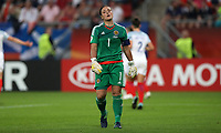Football - 2017 UEFA Women's European [Euro] Championship - Group D: England vs. Scotland<br /> <br /> Gemma Fay of Scotland reacts after losing the fifth goal at Stadion Gagenwaard, Utrecht.<br /> <br /> COLORSPORT/LYNNE CAMERON