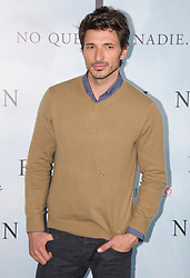 Andres Velencoso attends a photocall for 'Fin', Room Mate Oscar Hotel, Madrid, Spain, November 20, 2012. Photo by Oscar Gonzalez / i-Images...SPAIN OUT